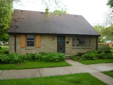 7805 W Townsend, Milwaukee, WI 53222 - #: 1640282