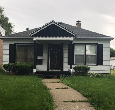 4119 N 45th St, Milwaukee, WI 53216 - #: 1642290