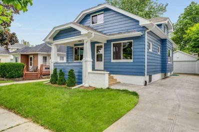 517 Hayes Ave, Racine, WI 53405 - #: 1645001