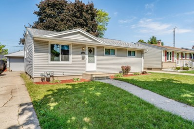 6360 48th Ave, Kenosha, WI 53142 - #: 1645526