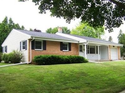 1405 Princeton Pl, West Bend, WI 53095 - #: 1650707
