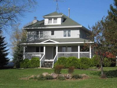 W3188 County Road B, Markesan, WI 53946 - MLS#: 1793559