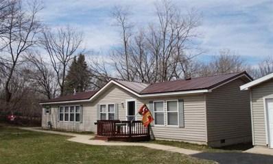 W3728 County Road K, Markesan, WI 53946 - MLS#: 1828812