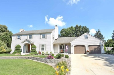 2431 Chickasaw Dr, Janesville, WI 53545 - MLS#: 1829674