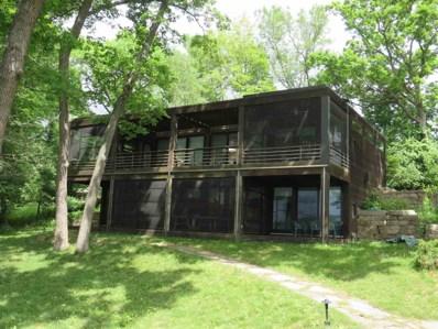 W3011 Hillside Rd, Green Lake, WI 54941 - MLS#: 1831655