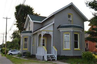 710 Cass St, Portage, WI 53901 - MLS#: 1832240