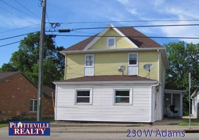 230 W Adams St, Platteville, WI 53818 - MLS#: 1832384