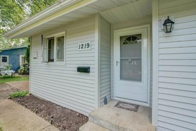 1219 Pine St, Sun Prairie, WI 53590 - MLS#: 1834264