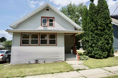 1024 Moline St, Stoughton, WI 53589 - MLS#: 1834461