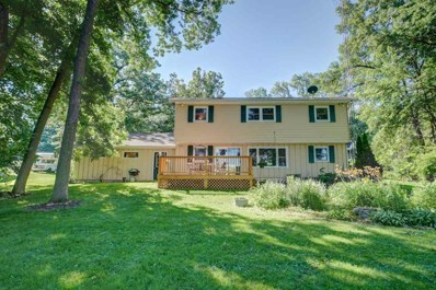N3143 Sleepy Hollow Rd, Fall River, WI 53932 - MLS#: 1835358