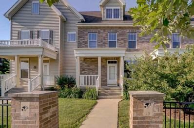 13 S Gardens Way, Fitchburg, WI 53711 - MLS#: 1835604