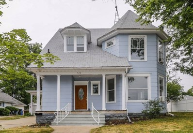 526 Prospect Ave, Portage, WI 53901 - MLS#: 1836164