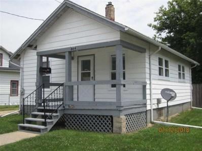 444 N Walnut St, Janesville, WI 53545 - MLS#: 1836258