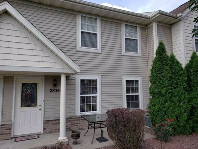 2835 N Holiday Dr, Janesville, WI 53545 - MLS#: 1837655