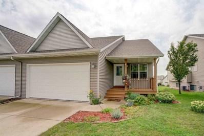 655 Garfield Ave, Evansville, WI 53536 - MLS#: 1839707