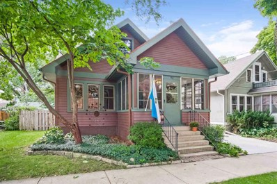 182 Talmadge St, Madison, WI 53704 - MLS#: 1840542