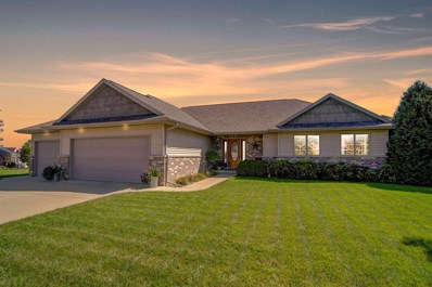 813 Bluebird Pass, Cambridge, WI 53523 - MLS#: 1841256