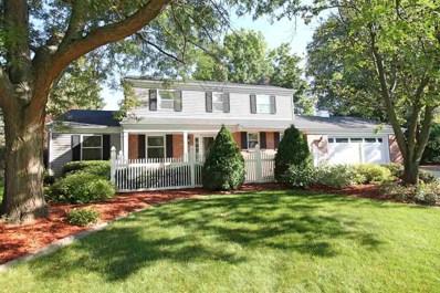 2521 Cherokee Rd, Janesville, WI 53545 - MLS#: 1841548