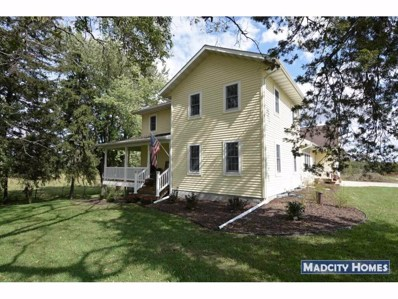 9145 S Smythe School Rd, Beloit, WI 53511 - MLS#: 1842203