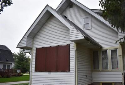 1761 Fayette Ave, Beloit, WI 53511 - MLS#: 1844064