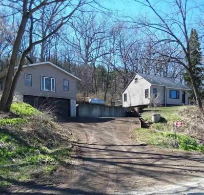 9731 N County Road H, Edgerton, WI 53534 - MLS#: 1845883