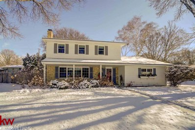 109 Carillon Dr, Madison, WI 53705 - MLS#: 1847327