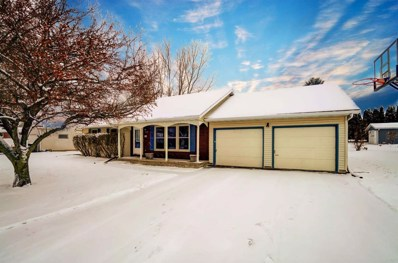1724 Lincoln Ave, Stoughton, WI 53589 - MLS#: 1847352