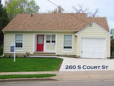 260 S Court St, Platteville, WI 53818 - #: 1848893