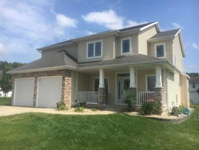 1709 Oakridge Ct, Stoughton, WI 53589 - MLS#: 1849456