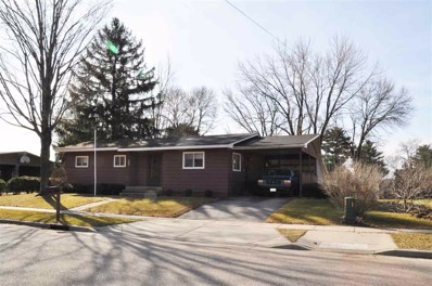 210 E Hoxie St, Spring Green, WI 53588 - MLS#: 1853208