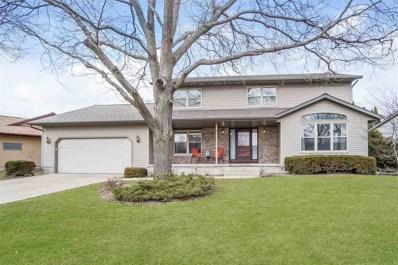 1566 Pebblebrook Tr, Sun Prairie, WI 53590 - MLS#: 1853323