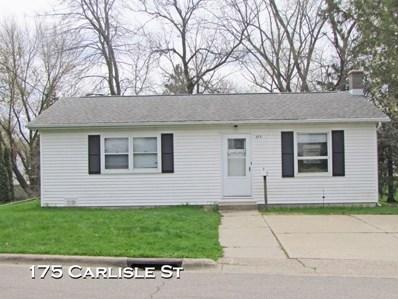 175 Carlisle St, Platteville, WI 53818 - #: 1856415