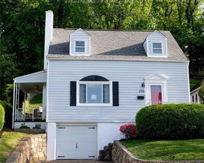 436 Forest Circle, South Charleston, WV 25303 - #: 224590