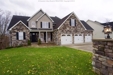 1379 Creekstone Ridge, South Charleston, WV 25309 - #: 227211