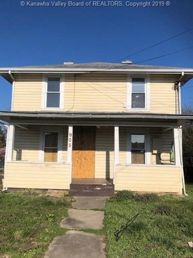 905 McQueen Street, Charleston, WV 25302 - #: 229095