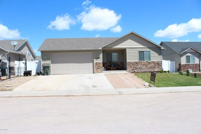 1203 Cattail Dr -, Gillette, WY 82718 - #: 19-887