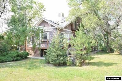 109 W Cedar, Glenrock, WY 82637 - #: 20184877