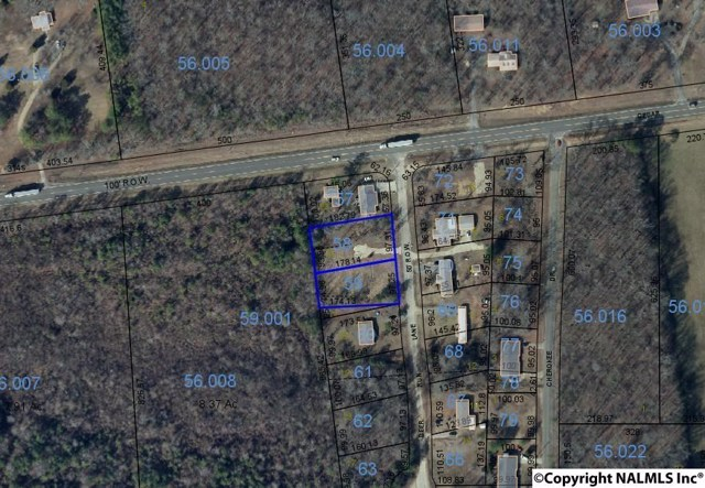 $93,000 | 4900  Deer Run Lane Cedar Bluff,AL,35959 - MLS#: 1080267
