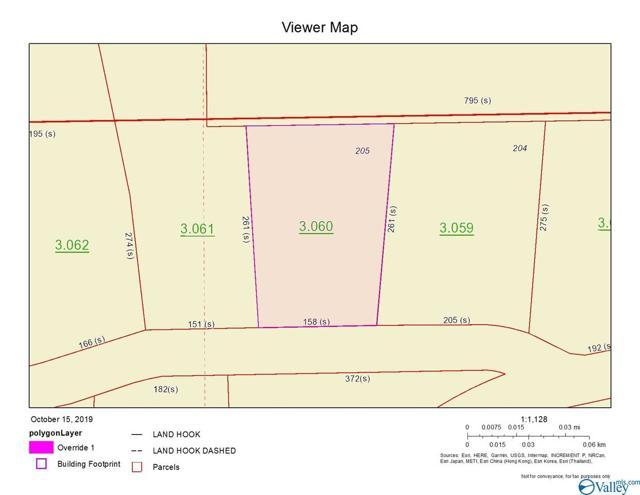 $49,000 | Lot 205  County Road 767 Cedar Bluff,AL,35959 - MLS#: 636993