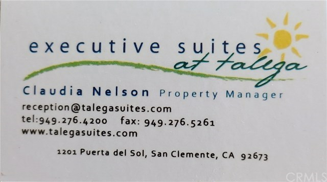 $650 | 1201  Puerta Del Sol   100 San Clemente,CA,92673 - MLS#: OC20113666