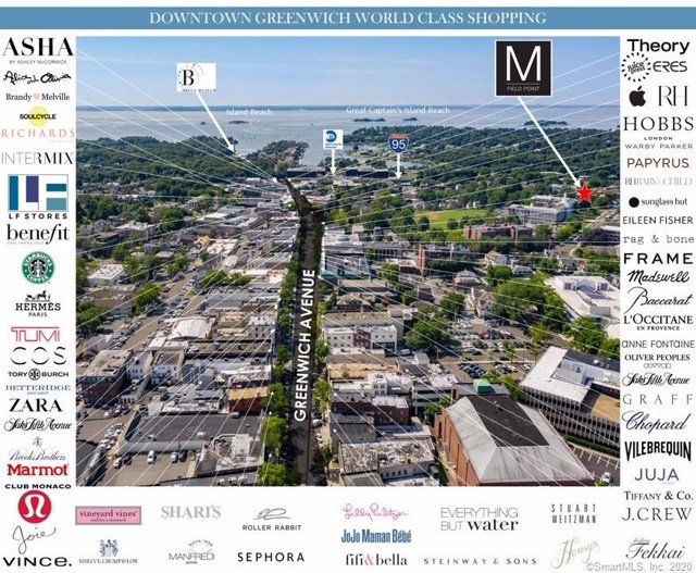 $3,350,000 | 125  Field Point Road  1 A Greenwich,CT,06830 - MLS#: 170066459