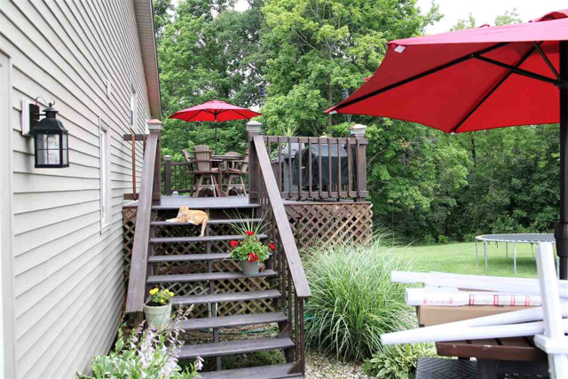 $280,000 | 1983 E  300 N  N Bluffton,IN,46714 - MLS#: 201828168