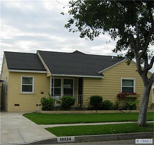 $336,000   10934  Flory Street Whittier,CA,90606 - MLS#: P838554