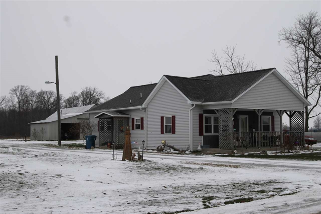 $103,000 | 6788 S  Meridian Poneto,IN,46781 - MLS#: 201655456