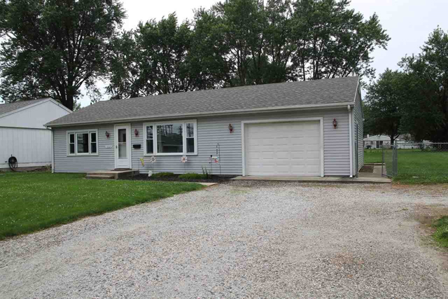 $98,000 | 1012 S  Marion Bluffton,IN,46714 - MLS#: 201731955