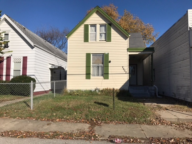 $12,000 | 2603 W  Virginia Evansville,IN,47712 - MLS#: 201751433