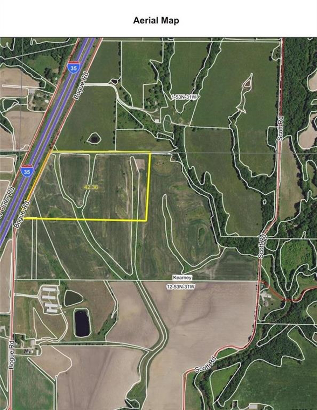 $185,781   tract1 Bouge Road Holt,MO,64048 - MLS#: 2141891